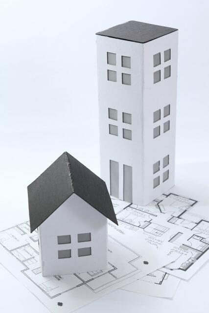 3階建ての新築