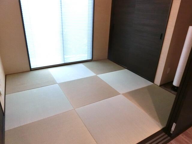 新築に畳の部屋がほしい