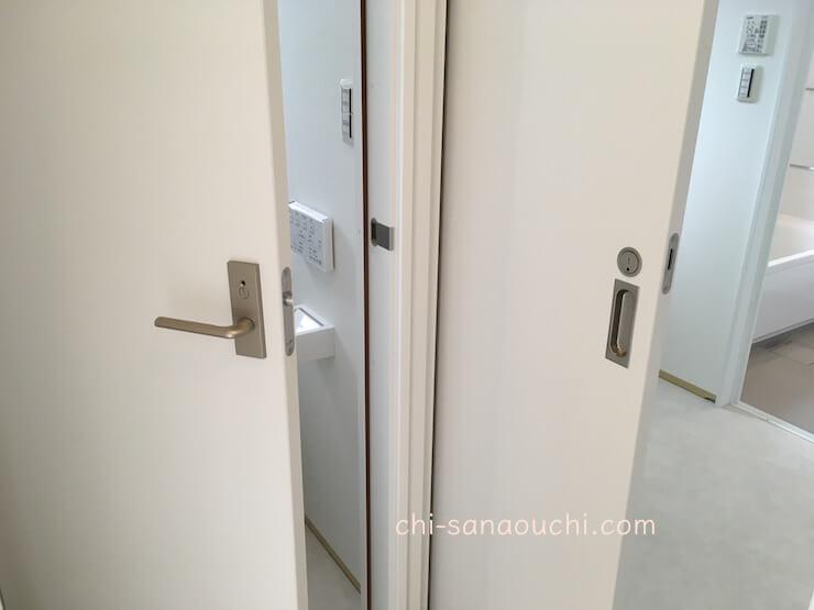 新築計画でドアが密集しているときの対策