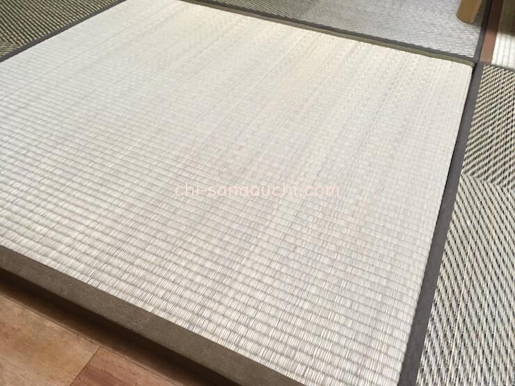 ニトリの畳マット