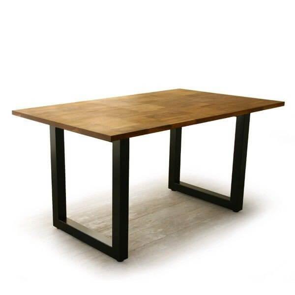マスターウォールのダイニングテーブル160センチ